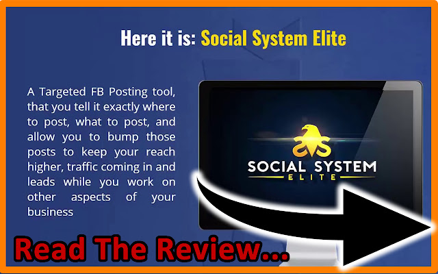 Social System Elite - Review-Bonus-Discount