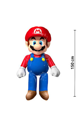 Foliefigur, Super Mario