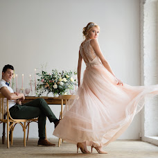 Wedding photographer Anastasiya Nikitina (anikitina). Photo of 09.03.2017