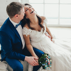 Wedding photographer Kristina Pyatkova (PyatkovaK). Photo of 24.01.2017