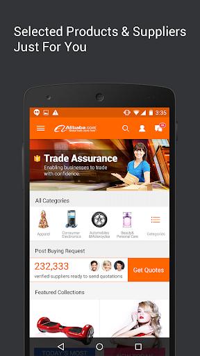 Alibaba.com App-全球B2B贸易的领航者
