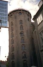 Photo: okrouhlá věž Trinitatis