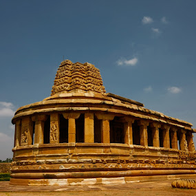 Pattadakal Temple by Narayna Gopi - Buildings & Architecture Statues & Monuments