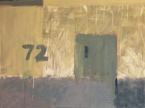 "Photo: ""72"" 24X36 acrylics sold"