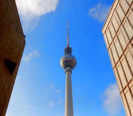 Saluti da Berlino di provenza