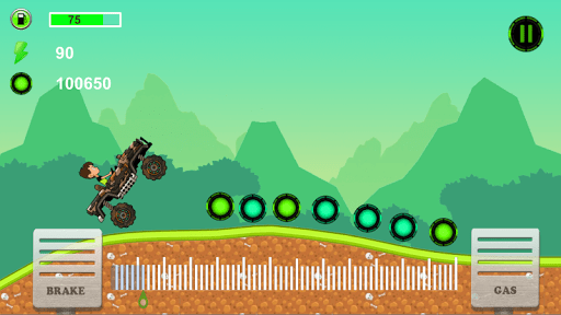 Ben Alien ultimate games 1 screenshots 1