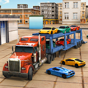 Car Transporter game 3D