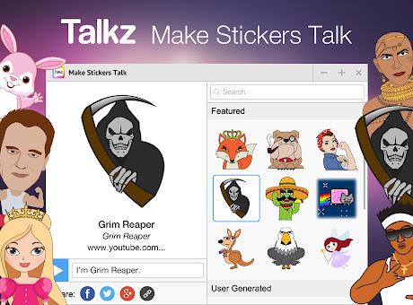 Talkz