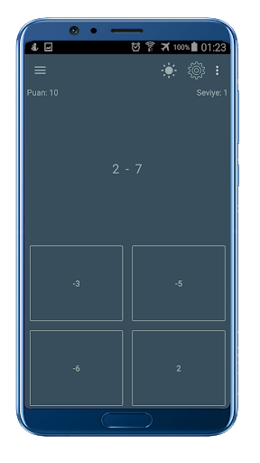 Matematik Egzersizleri PRO screenshot 4