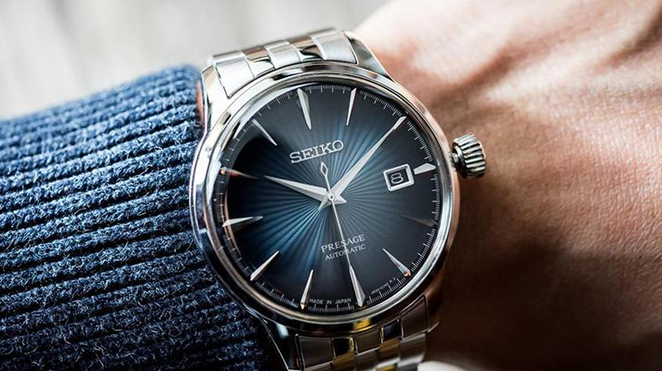 Seiko: Hãng đồng hồ nổi tiếng đến từ Nhật Bản bạn không nên bỏ qua