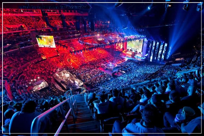 E-Sports …ถูกบรรจุเข้าสู่ Asian Games 2022