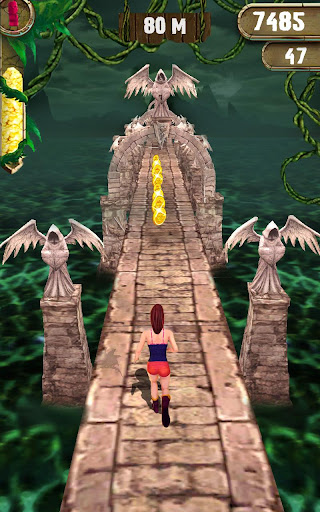 Scary Temple Final Run Lost Princess Running Game Apk 1