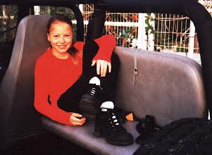 Photo: Korokepohjakengät olivat nuorisomuotia 1997