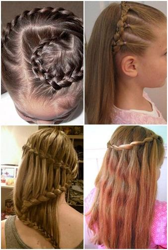Brilliant Braid Hairstyles For Girls Android Apps On Google Play Hairstyles For Women Draintrainus