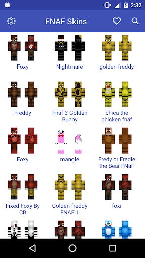 玩免費娛樂APP|下載Skins FNAF for Minecraft PE app不用錢|硬是要APP