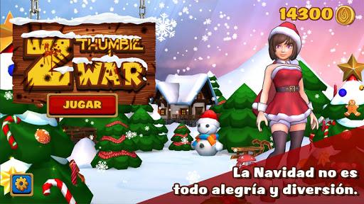 Thumbie Z War - Jingle Flesh