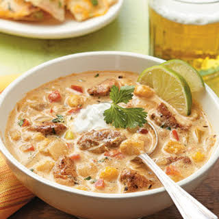 Chile Chicken Soup.