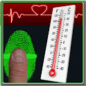 Thermometer Temp Checker Prank icon