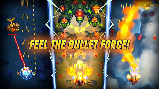 HAWK: Alien Strike Force Shooter. Falcon Squad screenshot 4