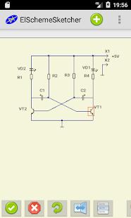 ElSchemeSketcher Электрическая схема (Unreleased) - náhled
