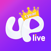 Uplive-Live Video Chat With Nearby Friends