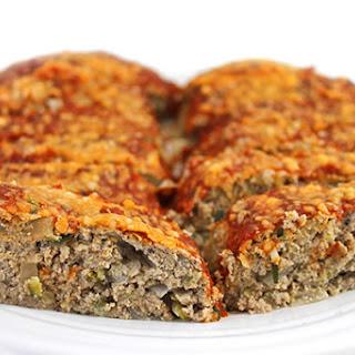 Skinny Meatloaf, Italian-Style