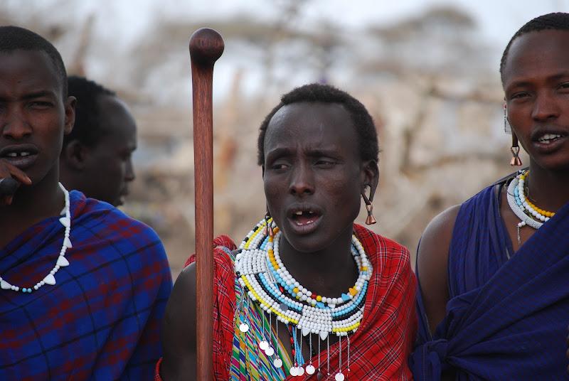 Danza Masai di ph. Manuela Condelli