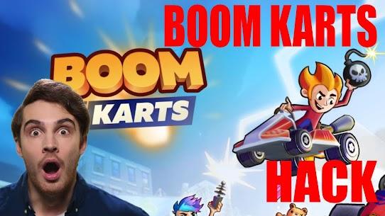 Boom Karts Hack Gems Cheat Android IOS Apk Mod 1