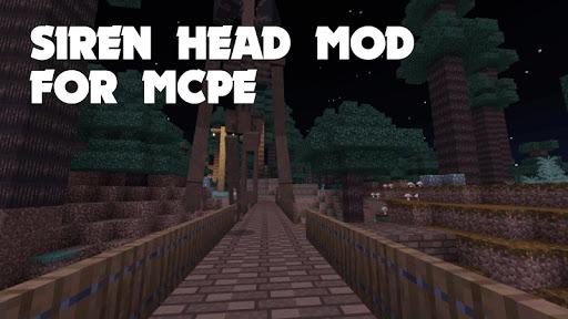 Siren Head Mod für MCPE Screenshots 2