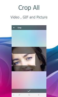 Video2me: Video and GIF Editor, Converter Screenshot