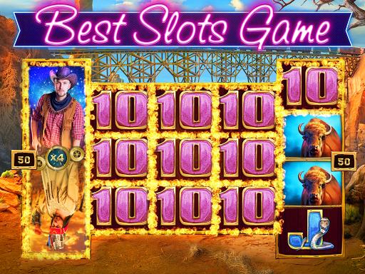 Infinity Slots™ Free Online Casino Slots Machines screenshot 1