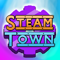 Steam Town Inc. Zombies & Shelters - Steampunk RPG