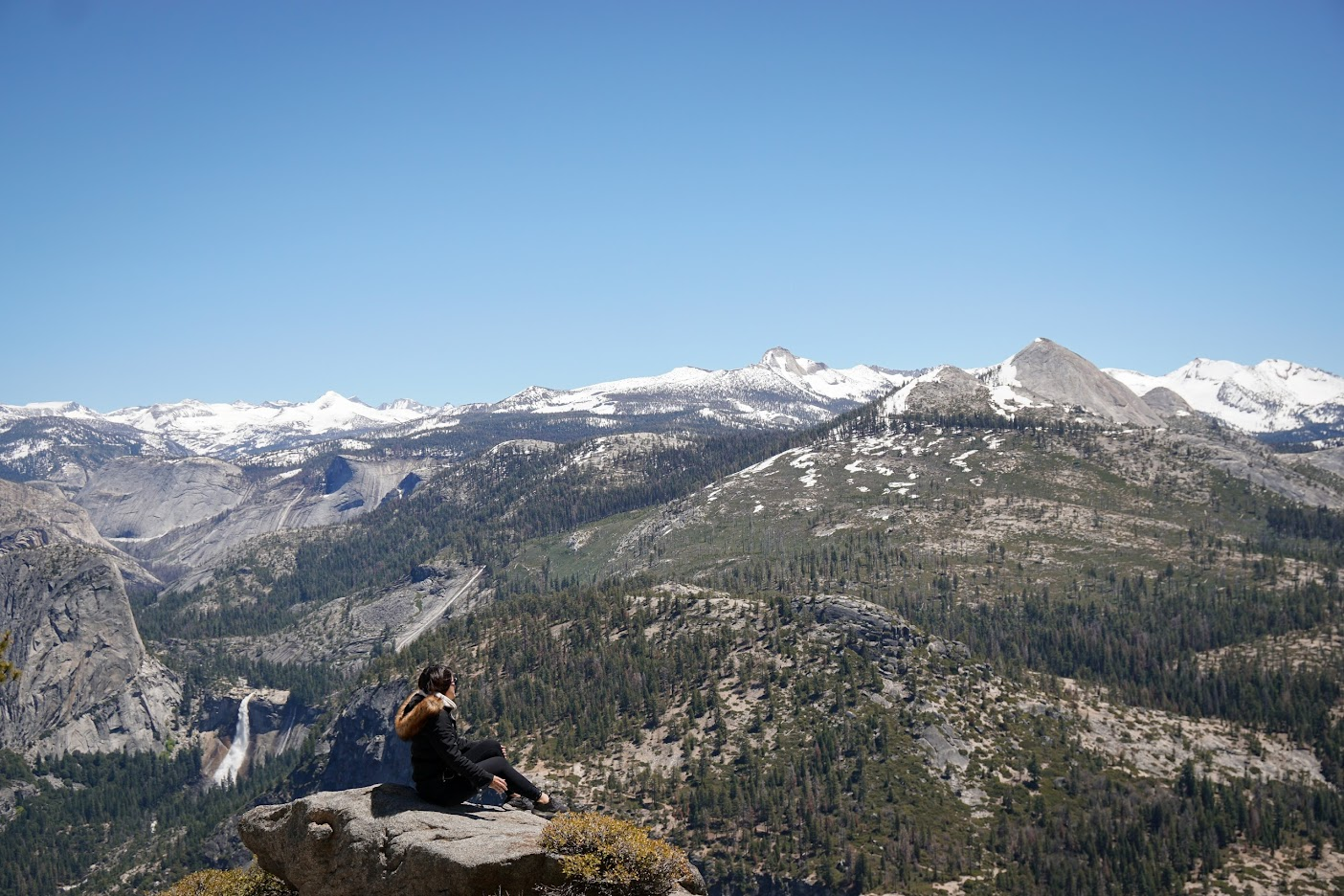 Yosemite National Park Portrait