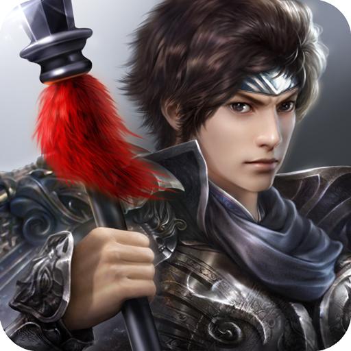 遊戲App|極無雙-本格戰鬥幻想 LOGO-3C達人阿輝的APP