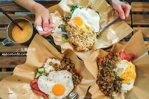 新北市宵夜:北蘭阿姨商行,永和凌晨宵夜美食,北蘭的打拋豬、炒泡麵
