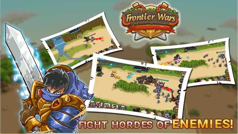 Frontier Wars v1.8 [Mod]