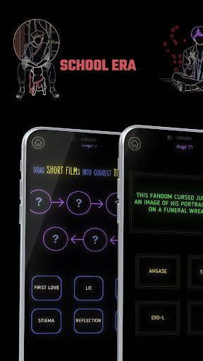 ARMY Quest: BTS ERAs android2mod screenshots 1