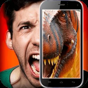 Dinosaurio la cara simulador Gratis