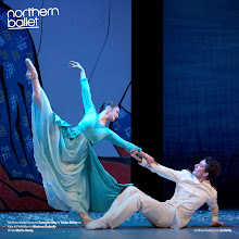 Photo: Northern Ballet dancers Georgina May (Kate) and Tobias Batley (Pinkerton) in David Nixon's Madame Butterfly. Photo Merlin Hendy. http://northernballet.com/index.php?q=madame-butterfly