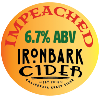 Logo of Ironbark Ciderworks Impeached