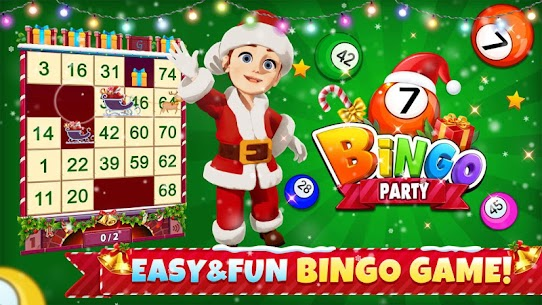 Bingo Party – Free Bingo Games App Latest Version Download For Android and iPhone 1