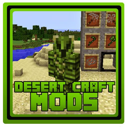 Desert Craft MCPE Mod