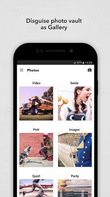 Hide Photos - screenshot