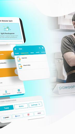 pawoon: kasir / pos online screenshot 2
