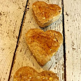 Valentine's Day 'You're My Honey' Dog Treats