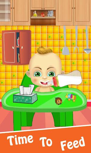 My Newborns Kids -  Baby Care Game 1.0 screenshots 4