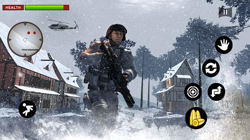 Call of Impossible Sniper World War 2 Hero 3D 1.1 screenshots 5