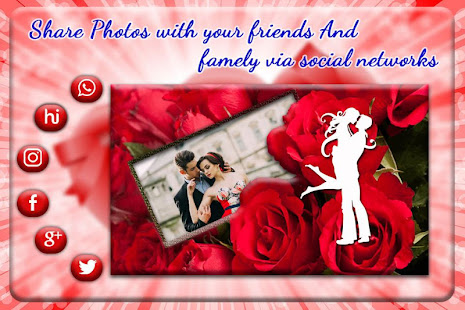 Download Valentine Day Photo Frame : Photo Editor For PC Windows and Mac apk screenshot 6