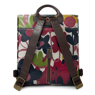 Wild Floral Mini Backpack