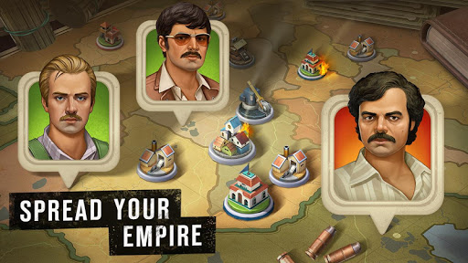 Narcos: Cartel Wars apkmr screenshots 10